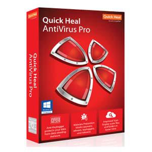 Phần mềm Antivirus Quick Heal India