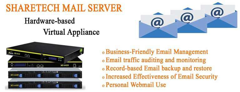 ShareTech Mail Server