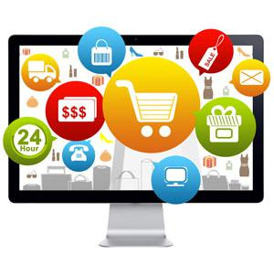Website thương mại điện tử eCommerce theo yêu cầu