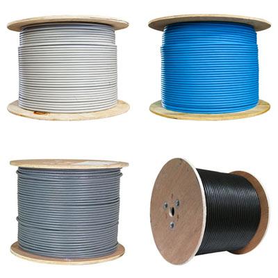 Màu sắc cáp mạng LAN Ethernet