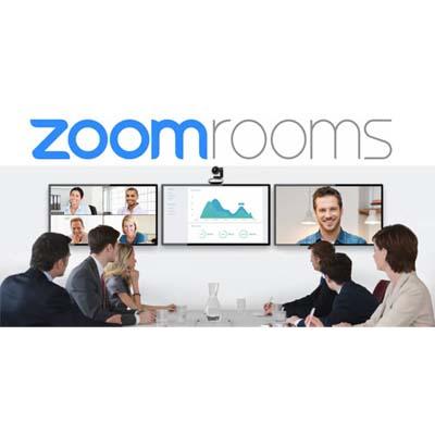 Zoom meeting room