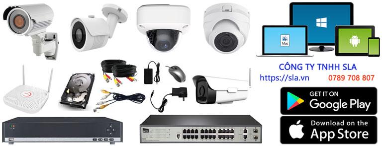 Hệ thống CCTV camera giám sát an ninh