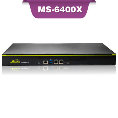 Thiết bị máy chủ ShareTech MS-6400X mail server