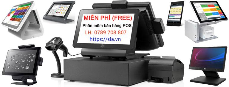 Phần mềm quản lý bán hàng POS chuyên nghiệp