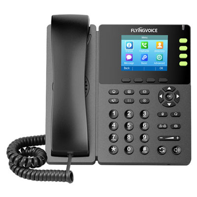 Điện thoại VoIP FIP13G Flyingvoice IP phone