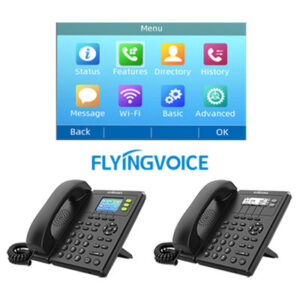 Điện thoại VoIP Flyingvoice PoE